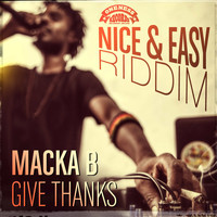 Macka B - Give Thanks