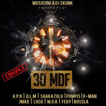 Various Artists - 30 minutes de folies (Explicit)