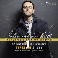 Benjamin Alard and Gerlinde Säman - J.S. Bach: The Complete Works for Keyboard, Vol. 1