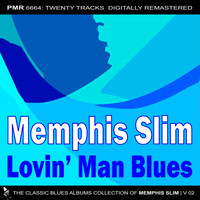 Memphis Slim - Lovin' Man Blues