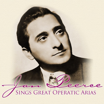 Jan Peerce, Franz Allers and The Stadium Symphony Orchestra - Sings Great Operatic Arias