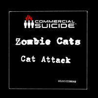 Zombie Cats - Cat Attack