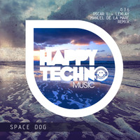 Oscar L - Space Dog