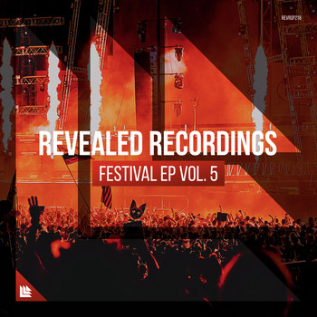 Various Artists - Revealed Recordings presents Revealed Festival EP Vol. 5