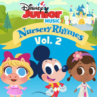 Rob Cantor - Disney Junior Music: Nursery Rhymes Vol. 2