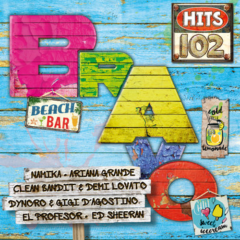 Various Artists - Bravo Hits, Vol. 102 (Explicit)