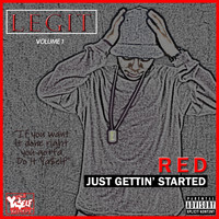 Red - Legit, Vol. 1 (Explicit)