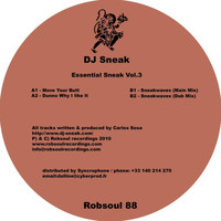 DJ Sneak - Essential Sneak, Vol.3