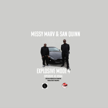 Messy Marv - Explosive Mode 4: Explosive as Usual (Explicit)