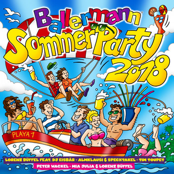 Various Artists - Ballermann Sommer Party 2018
