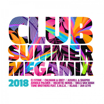 Various Artists - Club Summer Megamix 2018