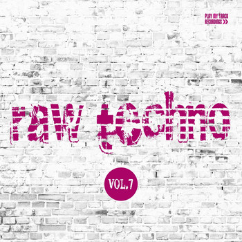 Various Artists - Raw Techno, Vol. 7 (Explicit)