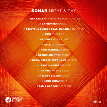 Various Artists - Sonar Night & Day