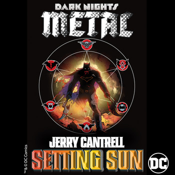 Jerry Cantrell - Setting Sun (from DC's Dark Nights: Metal Soundtrack)