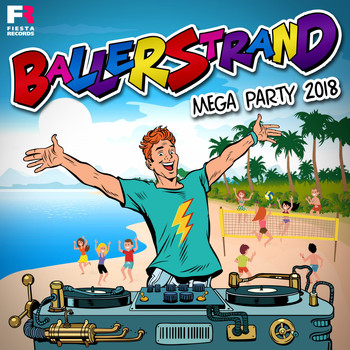 Various Artists - Ballerstrand (Mega Party 2018)