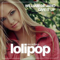 William De Jano - Give It Up