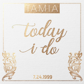 Tamia - Today I Do