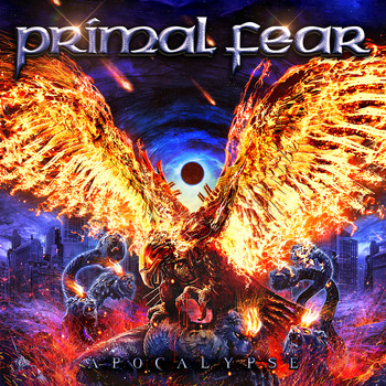 PRIMAL FEAR - Hounds of Justice