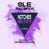 Notches - Move It Up EP