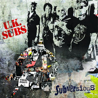 UK Subs - Subversions