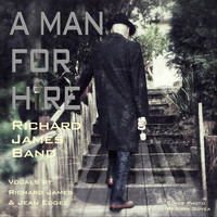 Richard James - A Man for Hire
