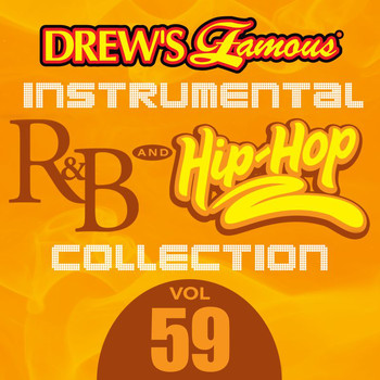 The Hit Crew - Drew's Famous Instrumental R&B And Hip-Hop Collection (Vol. 59)