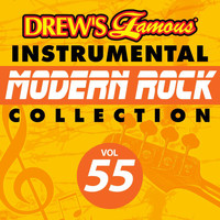 The Hit Crew - Drew's Famous Instrumental Modern Rock Collection (Vol. 55)