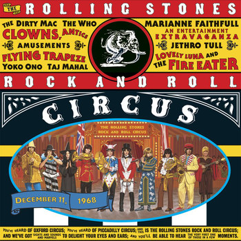 Various Artists - The Rolling Stones Rock And Roll Circus