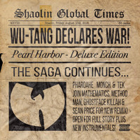 Wu-Tang - Pearl Harbor (REMIX) [feat. Mathematics, Method Man, Ghostface Killah, Sean Price, Pharoahe Monch and Tek] (Explicit)