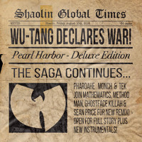 Wu-Tang - Pearl Harbor (REMIX) [feat. Mathematics, Method Man, Ghostface Killah, Sean Price, Pharoahe Monch and Tek]