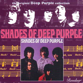 Deep Purple - Shades Of Deep Purple ((Bonus Tracks))