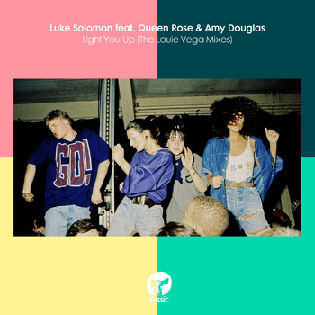 Luke Solomon - Light You Up (feat. Queen Rose & Amy Douglas) (The Louie Vega Mixes)