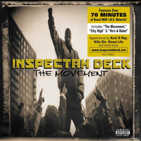 Inspectah Deck - The Movement (Explicit)