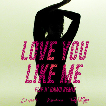 Che'Nelle - Love You Like Me (feat. Konshens) [FlipN'Gawd Remix]