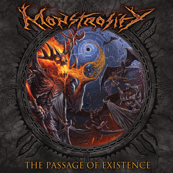 Monstrosity - Kingdom of Fire