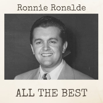 RONNIE RONALDE - All the Best