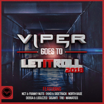 Various Artists - Viper Goes to Let It Roll 2018 (Explicit)