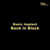 Basic Implant - Back in Black