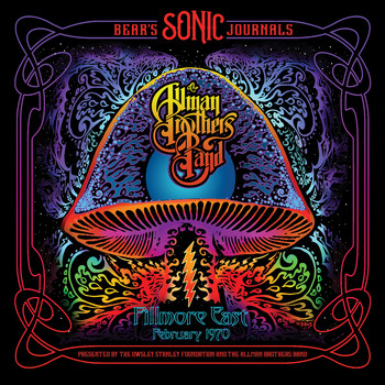 Allman Brothers Band - Bear's Sonic Journals: Fillmore East February 1970