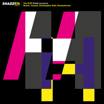 "Shazz - Shazzer Project The ""H"" EP"