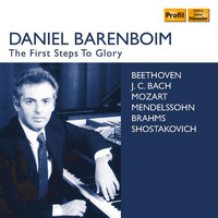 Daniel Barenboim - The First Steps to Glory