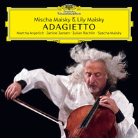 Mischa Maisky - J.S. Bach: Concerto in D Minor, BWV 974, 2. Adagio (Arr. for Cello and Piano by Mischa Maisky)