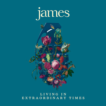 James - Living in Extraordinary Times (Explicit)