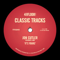 Jon Cutler - It's Yours (feat. E-Man)