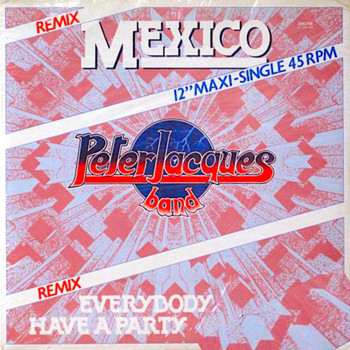 Peter Jacques Band - Everybody Have a Party - Mexico