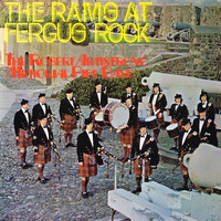 The Robert Armstrong Memorial Pipe Band - The Rams at Fergus Rock