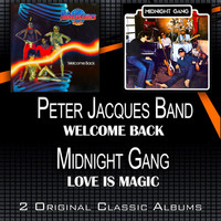Peter Jacques Band - Welcome Back - Love Is Magic