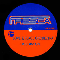 Love - Holdin' On