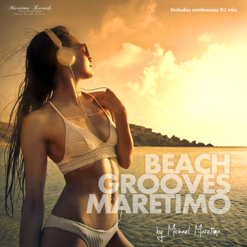 DJ Maretimo - Beach Grooves Maretimo Vol. 1 - House & Chill Sounds to Groove and Relax