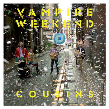 Vampire Weekend - California English Pt. 2